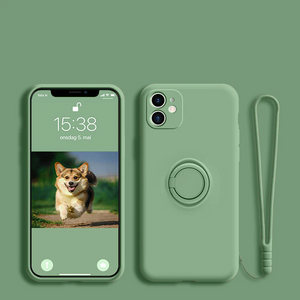 Bilde av Grønt iPhone 12 Pro Max Deksel